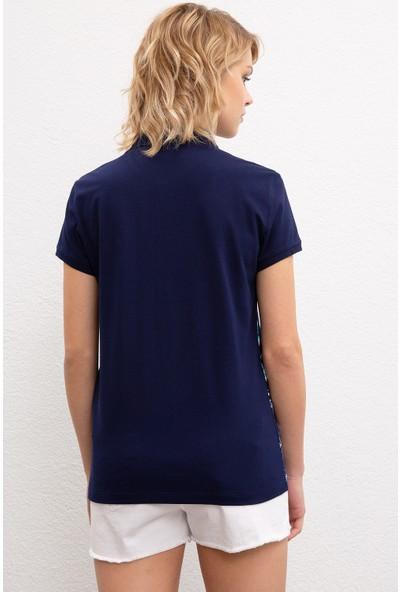 U.S. Polo Assn. Kadın T-Shirt 50220672-Vr033