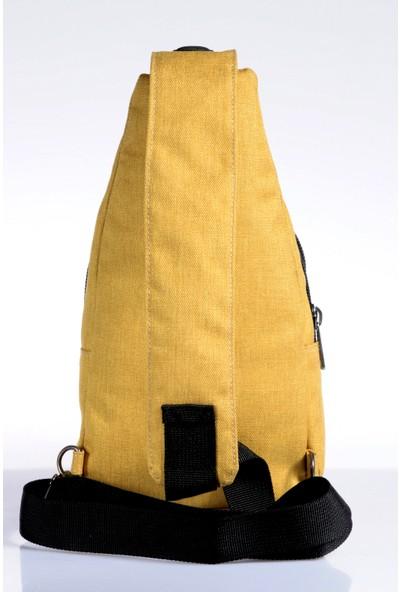 Fanucci Body Bag Mpkms9052-Sarı
