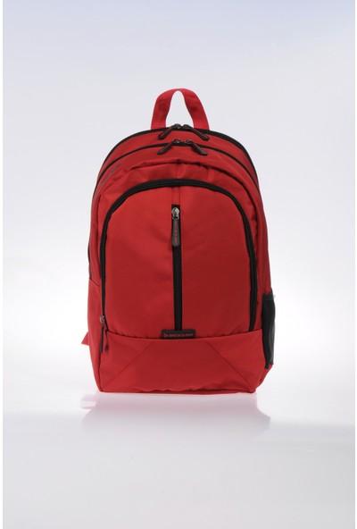 Dunlop Unisex Okul Ve Sırt Çantası Dpçan9508 Kırmızı
