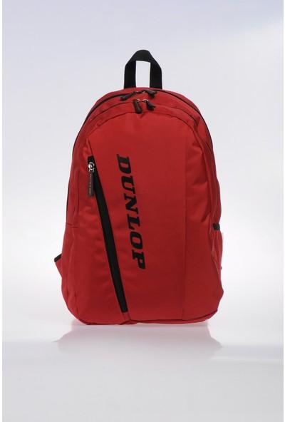 Dunlop Unisex Sırt Ve Okul Çantası Dpçan9479 Kırmızı