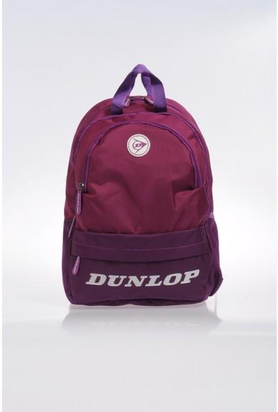 Dunlop Unisex Sırt Ve Okul Çantası Dpçan9483 Mor