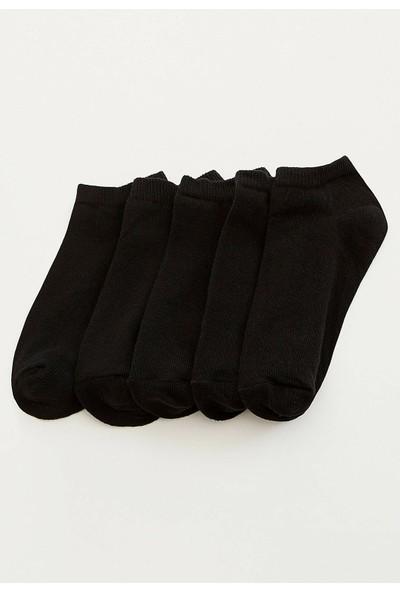Defacto Erkek Çocuk 5'li Kısa Çorap