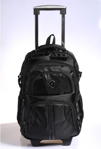 Müge Plus Sırt Çantası Etgr665 Siyah