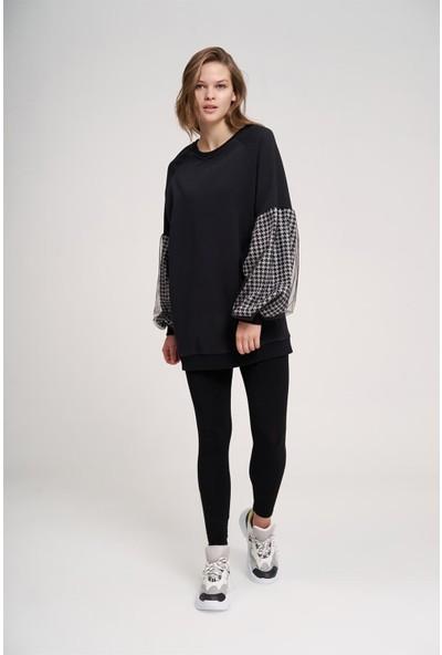 Mizalle Kazayağı Sweatshirt