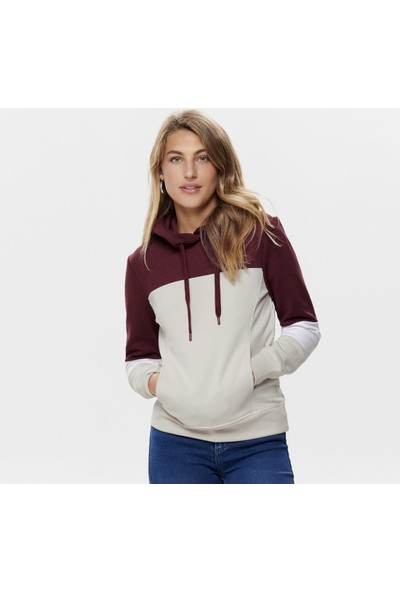 Only Sweat Hood Rosalina 15188057-Mon
