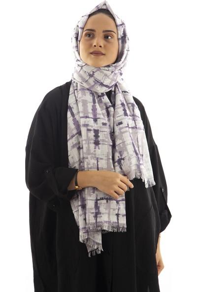 Arda New Line Kadın Lila Şal 8201079.41