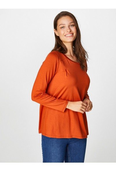 Faik Sönmez Kadın T-Shirt 39017