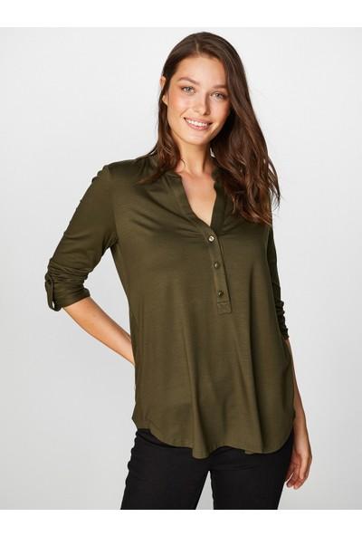 Faik Sönmez Kadın T-Shirt 39023