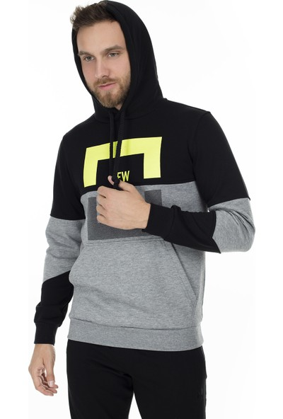 New Brand Kapüşonlu Sweat Erkek Sweat N05Er