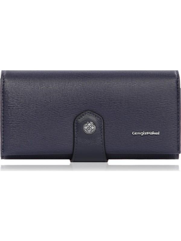 Cengiz Pakel Kadın Deri Cüzdan Kartlık Modelleri 65222A