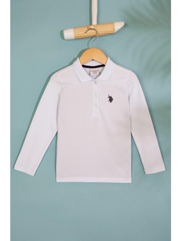 U.S. Polo Assn. Kız Çocuk Sweatshirt 50207743-Vr013