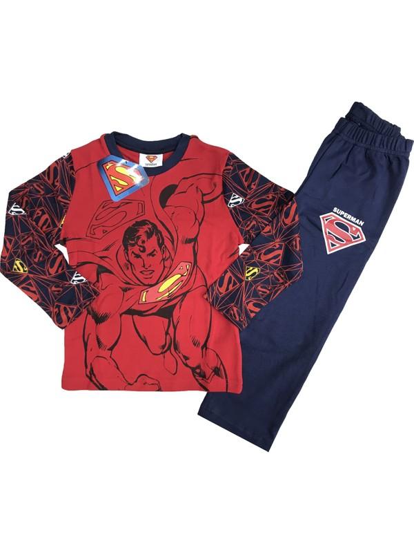 Marvel Superman Erkek Çocuk Eşofman Takım