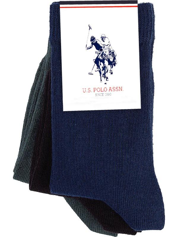 U.S. Polo Assn. Erkek Çocuk Çorap 50212303-Vr033