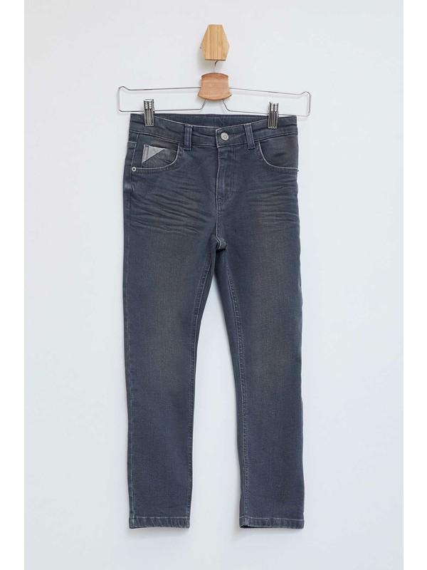 DeFacto Erkek Çocuk Slim Fit Jean Pantolon M3868A619HS