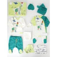 İmaj Zürafalı Erkek Bebek 10LU Hastane Çıkışı