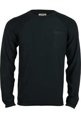 Jack & Jones Erkek Sweatshirt 12122467-Black