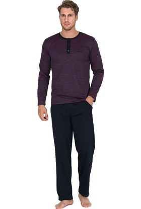 Berland 3756 Erkek Kışlık Pijama Takım