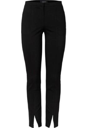 Pieces 17098358 Kadın Pantolon Siyah