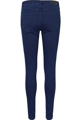 Vero Moda 10203144 Kadın Pantolon Lacivert