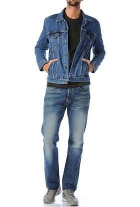 Levi's Erkek Jean Ceket 72334-0130 The Trucker Jacket