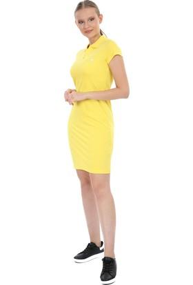 Toontoy Kadın Polo Yaka Elbise