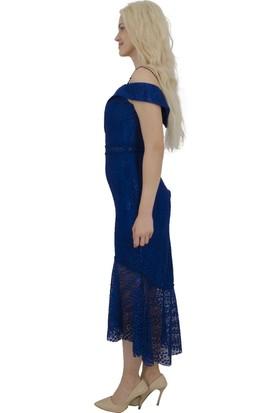 Arda New Line Kadın Saks Abiye 1301460.26