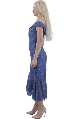 Arda New Line Kadın İndigo Abiye 1301460.98