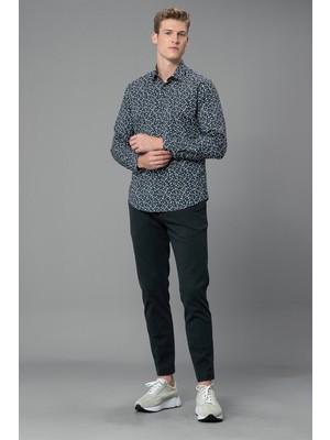 Lufian Erkek Slim Fit Abra Smart Chino Pantolon