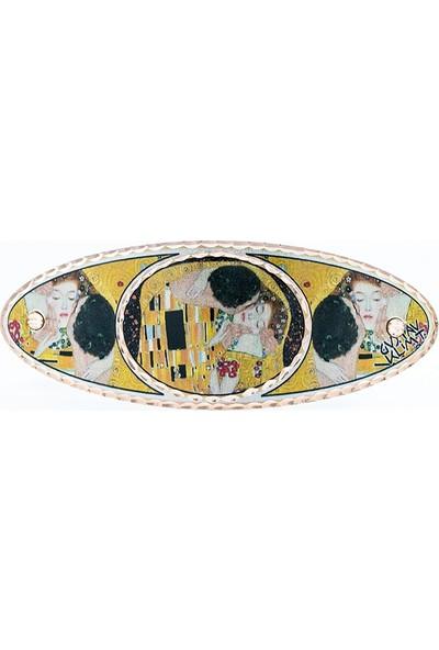 Lotis Gustav Klimt Öpücük Toka