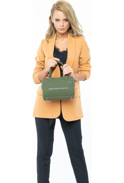 Benetton Kadın El Çantası Haki BNT60