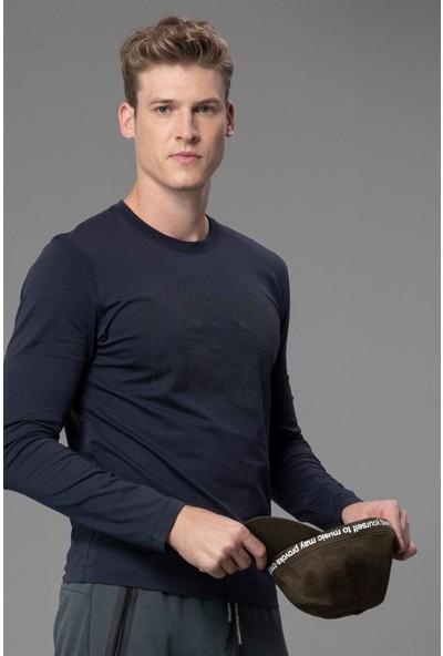 Lufian Erkek Ekin Grafik T- Shirt