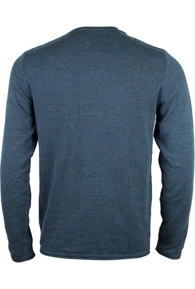 Jack & Jones Erkek Sweatshirt 12121991-Blue