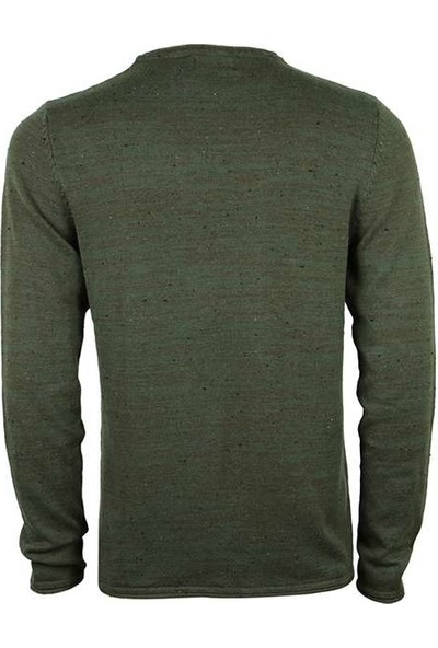 Jack & Jones Erkek Sweatshirt 12121991-Green