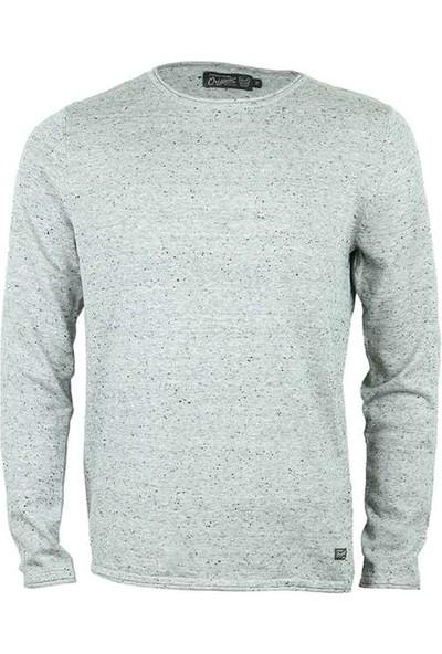 Jack & Jones Erkek Sweatshirt 12121991-Grey