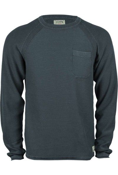 Jack & Jones Erkek Sweatshirt 12122467-Blue
