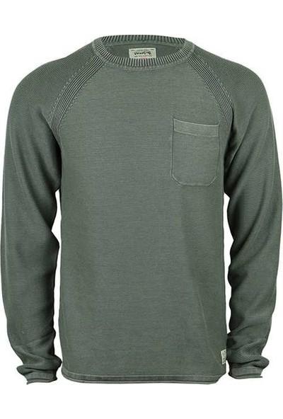 Jack & Jones Erkek Sweatshirt 12122467-Green