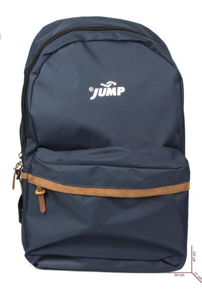 Jump 1065A Okul Lacivert Unisex Çanta