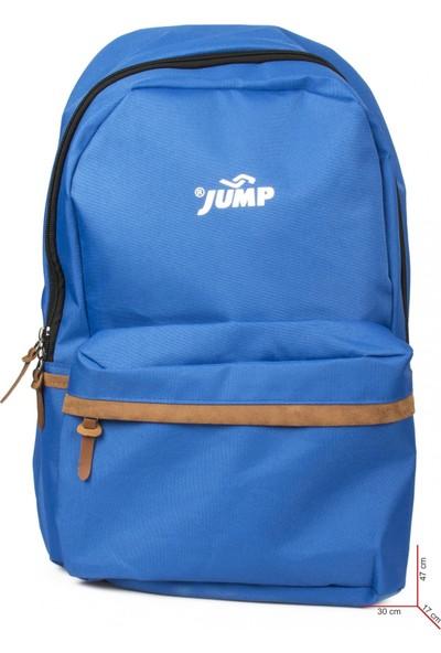 Jump 1065A Okul Mavi Unisex Çanta