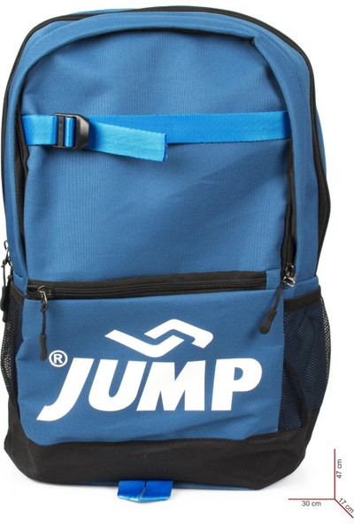 Jump 1068 9K Okul Sirt Lacivert Unisex Çanta