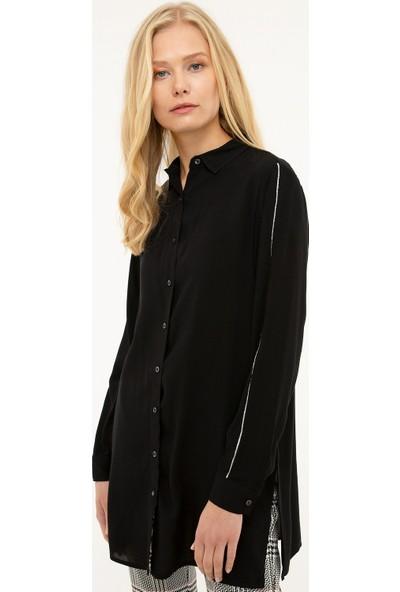 Pierre Cardin Kadın Dokuma Gömlek 50207494-Vr046