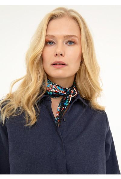 Pierre Cardin Kadın Dokuma Gömlek 50216654-Vr028