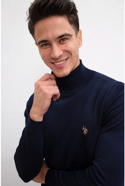 U.S. Polo Assn. Erkek Triko Kazak 50206744-Vr033