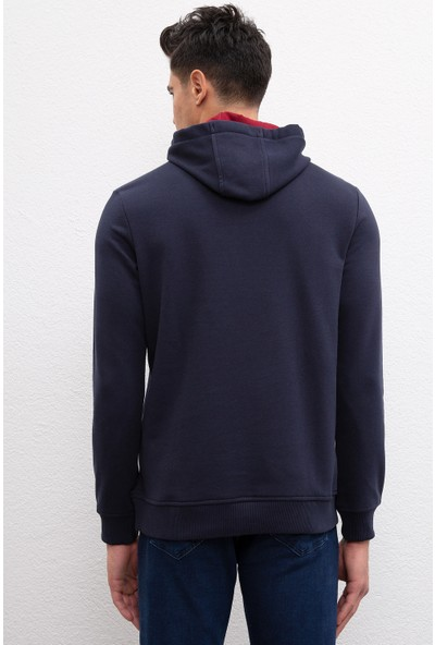U.S. Polo Assn. Erkek Sweatshirt 50207318-Vr033