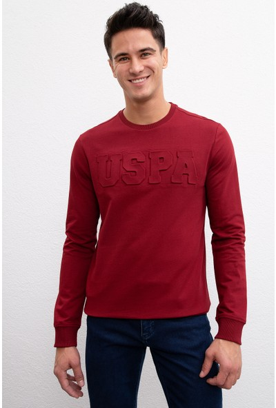 U.S. Polo Assn. Erkek Sweatshirt 50207326-Vr177