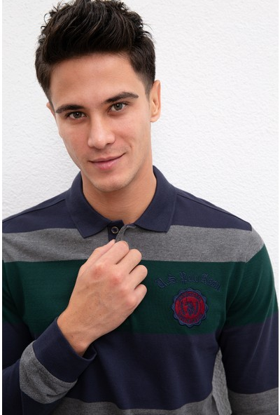 U.S. Polo Assn. Erkek Sweatshirt 50207492-Vr079