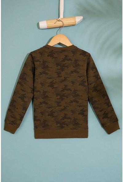 U.S. Polo Assn. Erkek Çocuk Sweatshirt 50207944-Vr111
