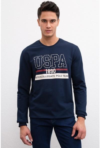 U.S. Polo Assn. Erkek Sweatshirt 50208668-Vr033