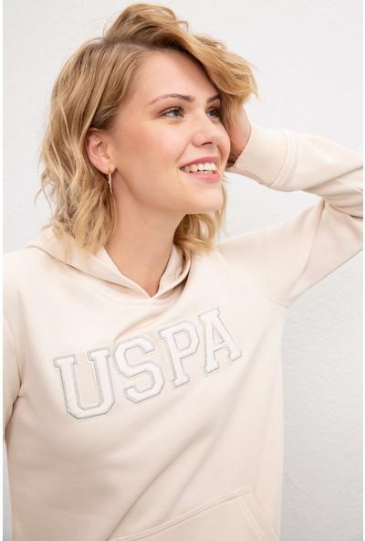 U.S. Polo Assn. Kadın Sweatshirt 50216083-Vr071