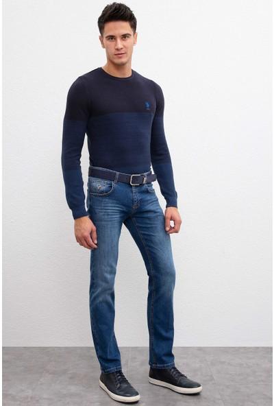 U.S. Polo Assn. Erkek Denim Pantolon 50217021-Dn0022