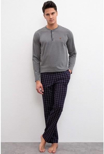 U.S. Polo Assn. Erkek Pijama 50223324-Vr081